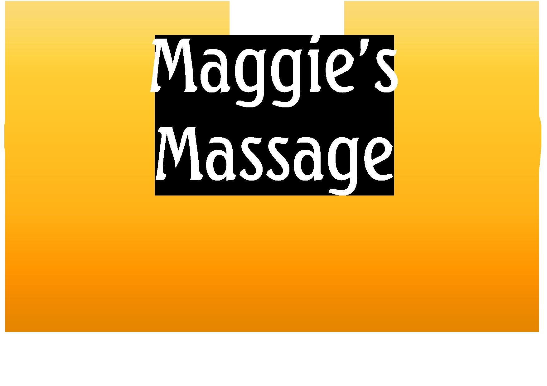Maggie's Massage